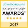 Wedding Wire Couples' Choice 2017