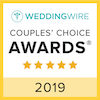 Wedding Wire Couples' Choice 2019